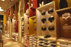 Hope Lingerie, Oscar Freire São Paulo (Brazil) retail design interiors