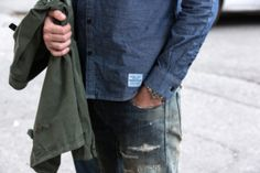 The latest lookbook from HAVEN featuring NEIGHBORHOOD | WTAPS