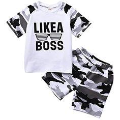Leopard Hosen Schlaghose Set Kleidung Bekleidungsset Plot Baby M/ädchen Outfit Set Neugeborenen Kleinkind Kinder 2 St/ück Tops T-Shirt
