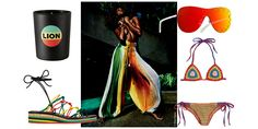 Reggae Revival: 20 Rasta-style pieces for summer http://ift.tt/1VAmhmx #VogueParis #Fashion
