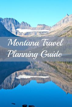 Plan your Montana trip with our travel advice. We've included our favorite Montana travel resources, books, articles and photos to inspire your trip to Big Sky Country!