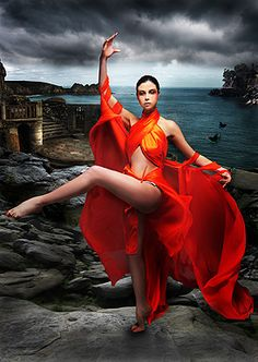 High Fashion Photography | High Fashion Photography: Zena Holloway, James Nadar and Yves ...