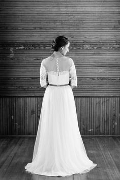 Simple window light for bridal portraits on wedding day in old church. Black and white. Bridal Portraits, Wedding Day, Window, Black And White, Wedding Dresses, Simple, Photos, Fashion, Pi Day Wedding