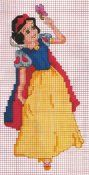 Snow White,  more on site including the 7 dwarfs