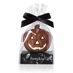 Yumpkin, chocolate pumpkin from Hotel Chocolat #HotelChocolat #chocolate #halloween