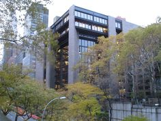 Ford Foundation NYC architecture - Google-søgning