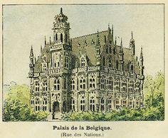 Pavillon de la Belgique