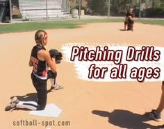 Softball Pitching Drills: