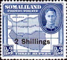 Somaliland Protectorate 1951 King George VI Decimal Surcharged SG 129 Scott 120 Fine Used Other Somaliland Stamps HERE