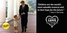 April 2nd is National Love Our Children Day -  #love #children #national #awareness #teachers #students #learn #teach