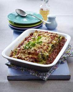 Grünkohl-Cannelloni mit Tomatensoße
