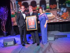 Congratulations to our 2014 Corporation of the Year, CopperPoint Mutual Insurance Company, accepting award Rick DeGraw. (Left to Right) Gonzalo A. de la Melena Jr., Rick DeGraw and Lisa Urias.