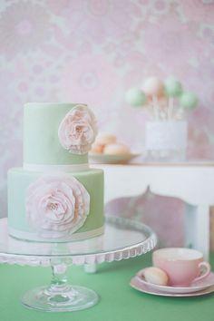 Engagement Cake Idea
