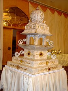 Wedding Cakes By Opera Paris Kuwait - by OperaKuwait @ CakesDecor.com - cake decorating website