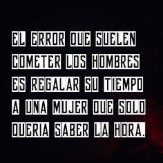 #mensaje para los #hombres. No la seguían embarrando. Apliquen el tira y jala. Valorense jajaa.  #frases #cuotes #inspiracion