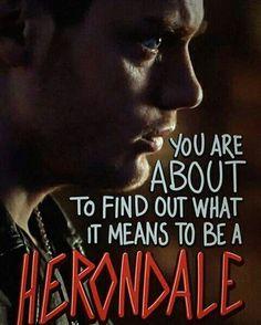 Jace Herondale. #Shadowhunters
