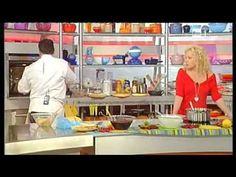 ▶ Ricetta: Sal De Riso - New York Cheese cake - YouTube
