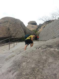 SeoulMates (Life Travel Seoul): Hiking Wonhyo & Bukhansanseong in Bukhansan National Park