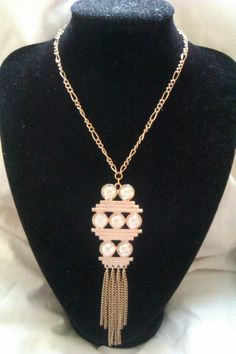 Beautiful Gold Plated Fashion Necklace