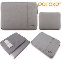 """11"""" 13"""" 15"""" Waterproof Notebook Laptop Sleeve Case Bag For Apple MacBook Air Pro"""