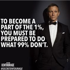 """2,852 Likes, 26 Comments - Quotes Motivation Success (@successdiaries) on Instagram: """"If you want to learn from the 1% follow @secretentourage - If you want to become part of the 1%,…"""""""