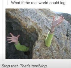Real world lag
