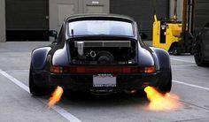 #Porsche Turbo