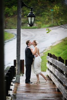 Weddings at the Wakefield Mill in Wakefield, Quebec