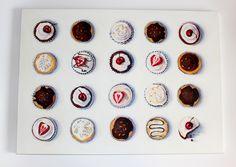 muffins, art