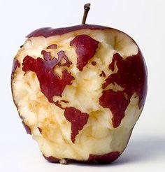 El mundo se puede comer????