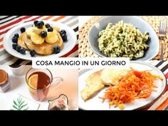 COSA MANGIO IN UN GIORNO PER PERDERE PESO #2 | -15 Kg | WHAT I EAT IN A DAY TO LOSE WEIGHT - YouTube Gym Body, Italian Recipes, Lose Weight, Sport, Fitness, Food, Weights, Deporte, Sports