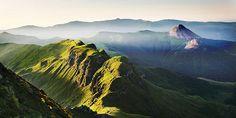 volcans, Puy de Dome, Auvergne