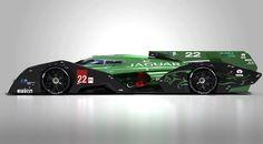 Jaguar s'offre un retour virtuel aux 24 Heures du Mans - via Jaguar Land Rover Fréjus www.jaguarlandrover-cotedazur.com