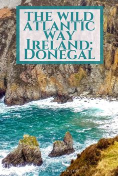 My favourite part of the Wild Atlantic Way Donegal, Ireland this is the real wild west. via @https://www.pinterest.com/xyuandbeyond/