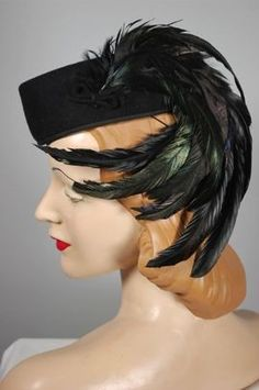 Gorgeous vintage hat