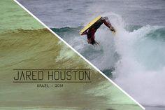 En el siguiente vídeo le vemos surfeando y compitiendo en Brasil, en un film muy interesante y bien producido