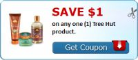 Save $1.00 on any one (1) Tree Hut product. : #Uncategorized Check it out here!!