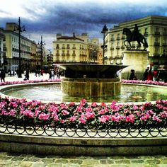 Photo by paogalan #Madrid #Sol #Spain