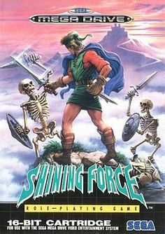I was so excited when Shining Force finally arrived for the Genesis. There weren't many great RPGs for the platform at the time, so Shining Force was a breath of fresh air. The introduction of the strategic battles was new and interesting, too. A classic game that's still worth playing.