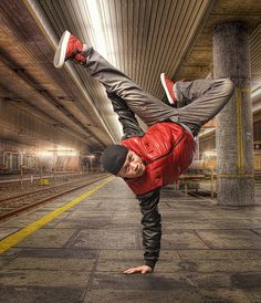Competitive breakdancing. Ask me about my championship title.