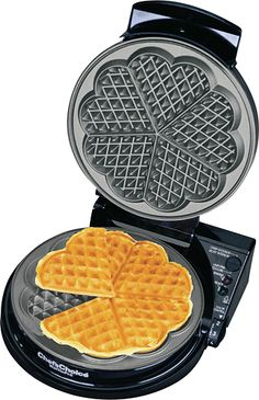 WafflePro 5-of-Hearts Waffle Maker