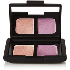 NARS + Christopher Kane Duo Eyeshadow - Parallel Universe (£24) ❤ liked on Polyvore featuring beauty products, makeup, eye makeup, eyeshadow, eye shadow, purple, shimmer eyeshadow, shimmer eye shadow, eye shimmer makeup and nars cosmetics