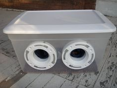 large sensory box, fill it with bean, rice or sand. perfect for classroom or home. $50