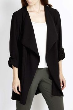 Shop the latest in women's clothing at Wallis. Choose from the latest styles of dresses, coats, tops, trousers, and petite. Blazer Jacket, My Girl, Duster Coat, Waterfall, Fashion Dresses, Trousers, Daughter, Wallis, Clothes For Women