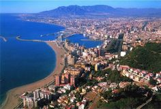 Malaga, Spain (1985): Coolest coastal city in the world...spent some time here in the summer of 90'