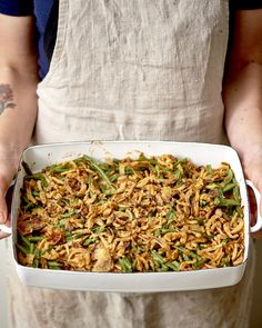 How To Make Classic Green Bean Casserole — Cooking Lessons from The Kitchn