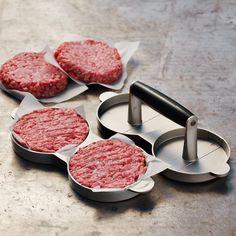 Double Patty Burger Press $29.95