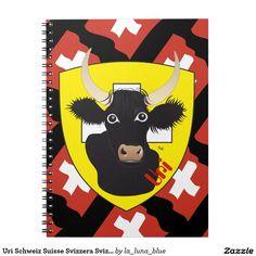 Uri Schweiz Suisse Svizzera Svizra Notizheft Notiz Buch