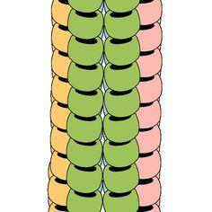 Mixed Up Bracelet Beading Patterns Free, Beaded Jewelry Patterns, Loom Patterns, Beading Tutorials, Fusion Beads, Herringbone Stitch Tutorial, Bead Crochet Rope, Beading Techniques, Seed Bead Jewelry