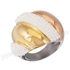 Material: Acero Inoxidable   Nombre:De nuevo diseno anillos de acero 316l de forma concha , al por mayor de moda 2013   Model No.:SSRG065   Peso:12.6G